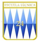 Logo of Plataforma Virtual ET 24 DE 17 CABA