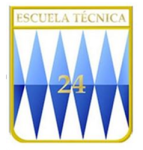 Logotipo de Plataforma Virtual ET 24 DE 17 CABA